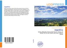 Bookcover of Jagodina