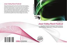 Bookcover of Jisan Valley Rock Festival