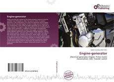 Couverture de Engine-generator
