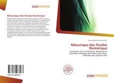 Mécanique des Fluides Numérique kitap kapağı