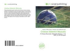 Bookcover of Cristian Valentin Muscalu