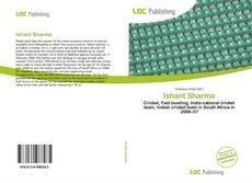 Bookcover of Ishant Sharma