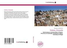 Bookcover of Galera, Granada