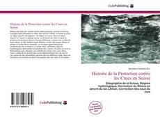 Capa do livro de Histoire de la Protection contre les Crues en Suisse