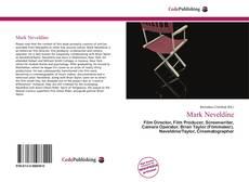 Portada del libro de Mark Neveldine