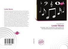 Обложка Lester Bowie