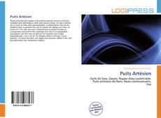 Puits Artésien kitap kapağı