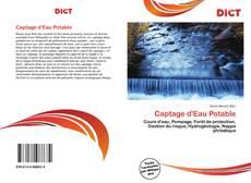 Captage d'Eau Potable kitap kapağı