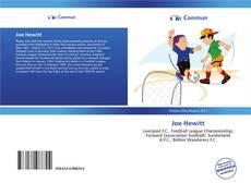 Bookcover of Joe Hewitt