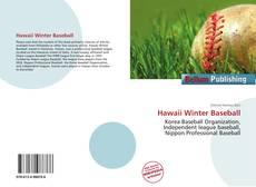 Обложка Hawaii Winter Baseball