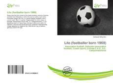 Portada del libro de Lito (footballer born 1969)