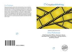 Capa do livro de Eric Parkinson