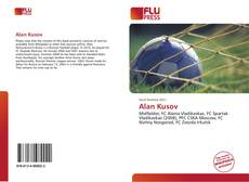 Alan Kusov kitap kapağı