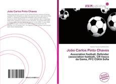 Couverture de João Carlos Pinto Chaves