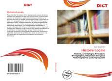 Обложка Histoire Locale