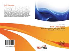 Bookcover of Folk Dranouter