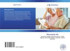 Borítókép a  Assurance-vie - hoz