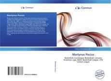 Capa do livro de Martynas Pocius