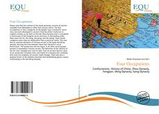 Four Occupations kitap kapağı