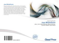 Bookcover of Jazz Middelheim