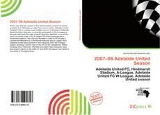 Buchcover von 2007–08 Adelaide United Season