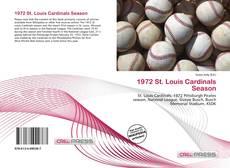 Обложка 1972 St. Louis Cardinals Season