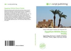 Copertina di Egyptian-Hittite Peace Treaty