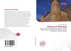 Bookcover of History of Swansea