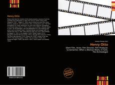 Capa do livro de Henry Otto