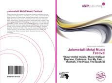 Обложка Jalometalli Metal Music Festival