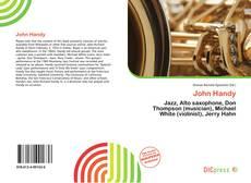 Bookcover of John Handy