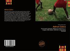 Buchcover von Adrian Zahra
