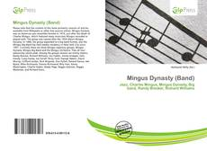 Couverture de Mingus Dynasty (Band)