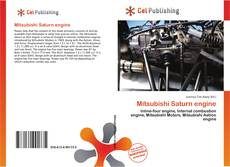 Mitsubishi Saturn engine的封面