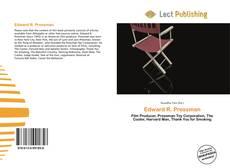 Buchcover von Edward R. Pressman
