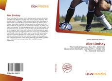 Alec Lindsay kitap kapağı