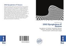 Bookcover of 2002 Djurgårdens IF Season