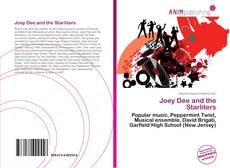 Bookcover of Joey Dee and the Starliters