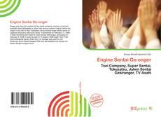 Portada del libro de Engine Sentai Go-onger