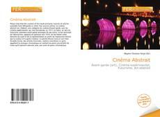 Couverture de Cinéma Abstrait