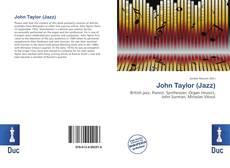 Обложка John Taylor (Jazz)