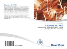 Bookcover of Structure de l'ARN