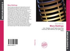 Bookcover of Mary Stallings