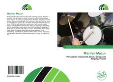 Bookcover of Marilyn Mazur