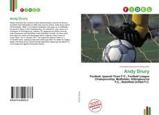 Buchcover von Andy Drury