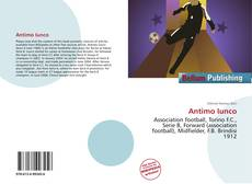 Bookcover of Antimo Iunco