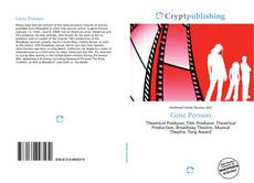 Bookcover of Gene Persson