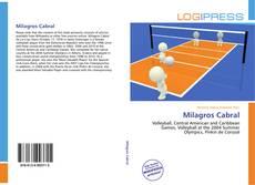 Capa do livro de Milagros Cabral