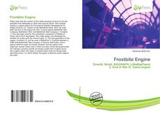 Frostbite Engine的封面