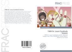 Copertina di 1989 St. Louis Cardinals Season